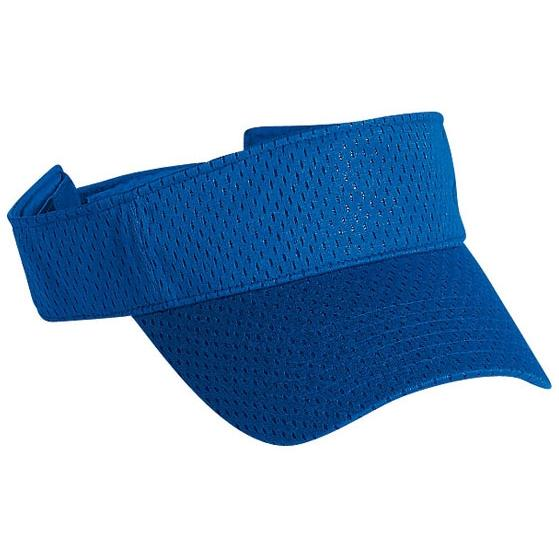 Cobra Caps Mesh Visor - Royal