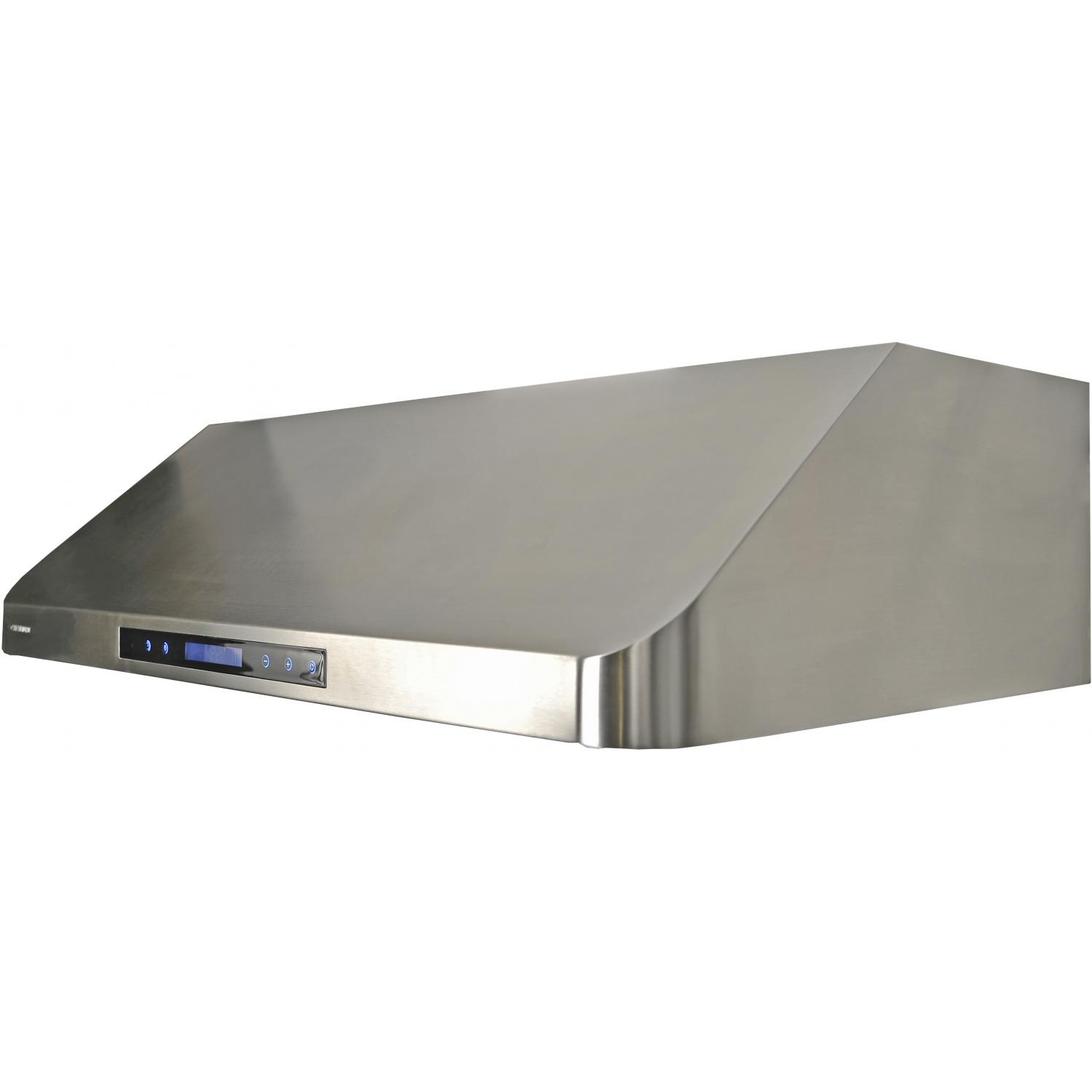 Cavaliere AirPRO 238 Professional Series 30-Inch 900 CFM Under Cabinet Range Hood - AP238-PS13-30