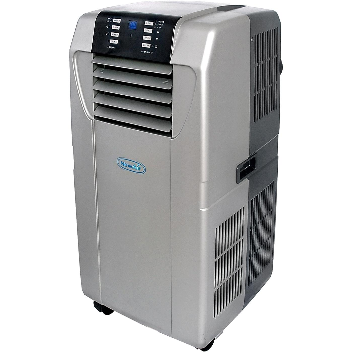 NewAir 12000 BTU Portable Air Conditioner And Heater- AC-12000H 2885858