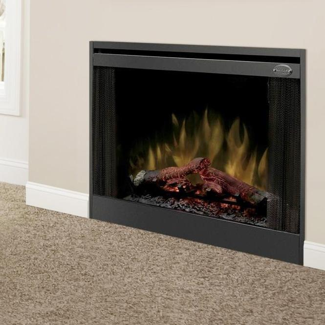 Dimplex 33-Inch Built-In Slim Line Electric Firebox - BFSL33
