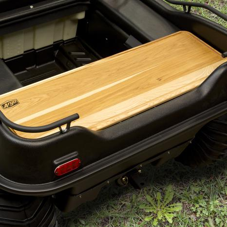 Bed Wood EZ 46-Inch Tailgate Butcher Block For Stepside Trucks And Argo ATVs