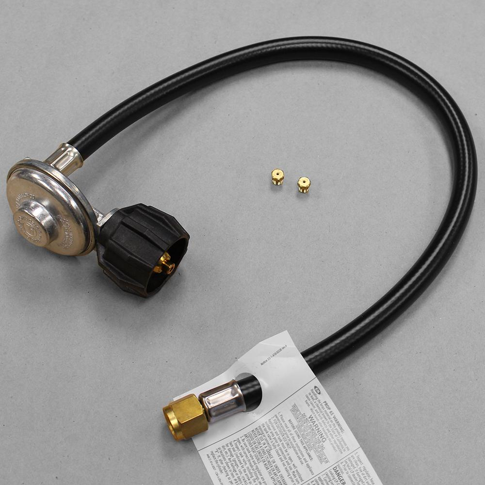 Blaze Outdoor Products Power Burner Conversion Kit - Natural Gas To Liquid Propane - Blz-pbconv-kit-lp
