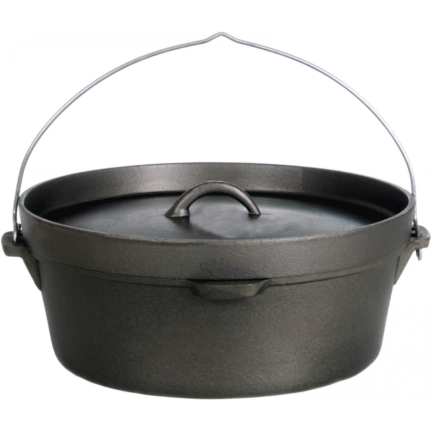 Get Cajun Cookware Dutch Ovens 1 Quart Cast Iron Dutch