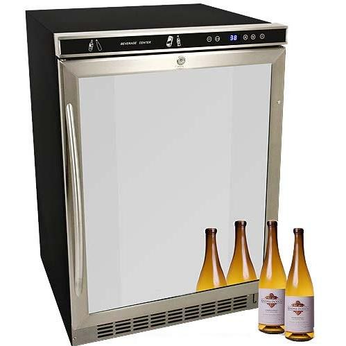 Avanti BCA5105SG-1 5.3 Cu. Ft. Built-In Beverage Cooler