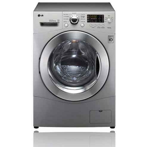 LG WM3455HS 2.7 Cu. Ft. Front Load Washer / Dryer Combo - Graphite Steel
