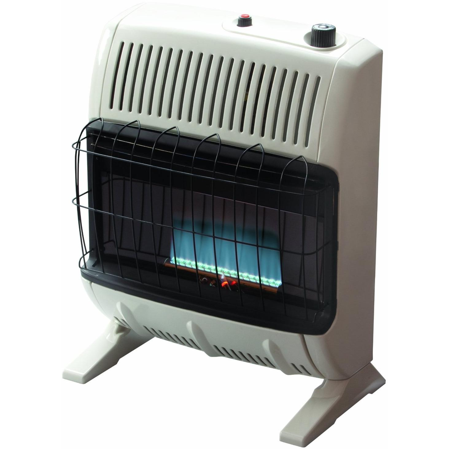 Heatstar 20,000 Btu Blue Flame Vent Free Propane Gas Space Heater at Sears.com