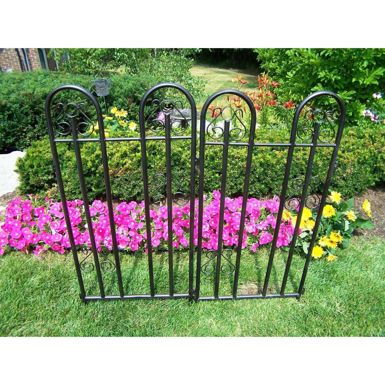Oakland Living Mississippi Garden Fence - 2 Pk