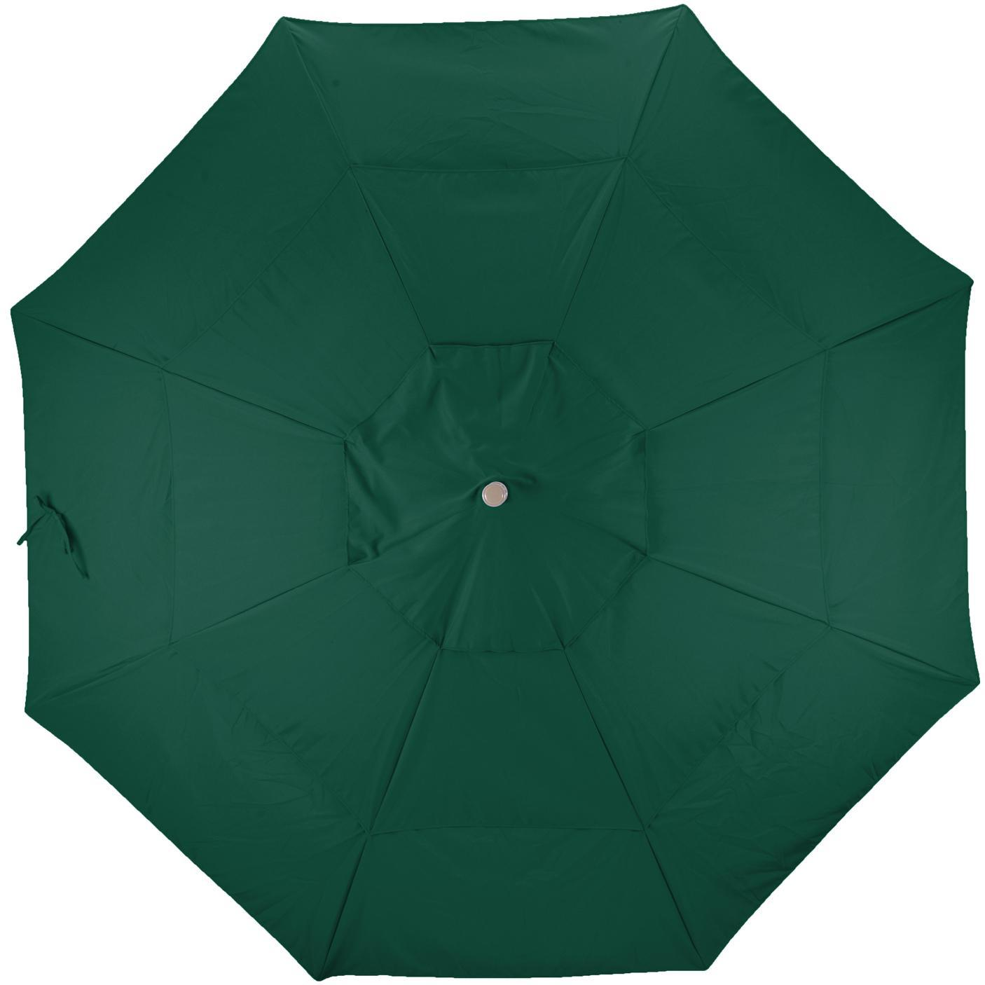 California Umbrella Sunbrella A Fabric In Forest Green 2909200