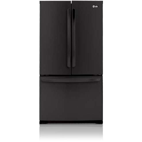LG LFC25776SB 25 Cu. Ft French Door Refrigerator / Freezer - Black