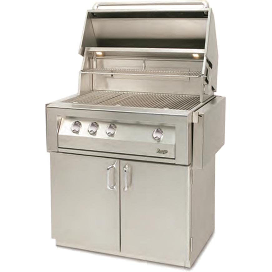 sales for vintage gold vbq36sz 36 inch propane gas grill. Black Bedroom Furniture Sets. Home Design Ideas