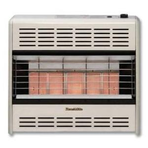 Empire Hearthrite Hr25tl Radiant Vent Free Propane Gas Heater With Thermostat Control at Sears.com