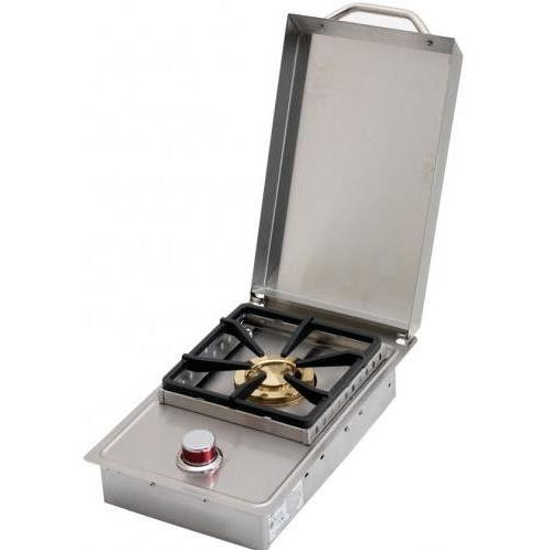 Cal Flame Drop-in Standard Single Natural Gas Side Burner (ships As Propane With Conversion Fittings) at Sears.com