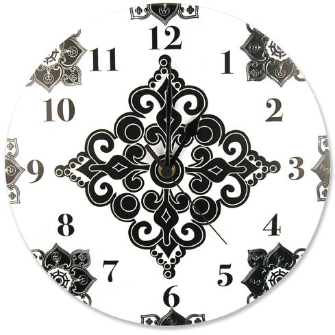 Trend Lab Wall Clock - Versailles Black