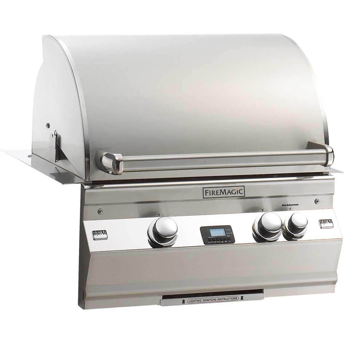 Fire Magic Aurora A430i Natural Gas Built-in Grill With One Infrared Burner at Sears.com