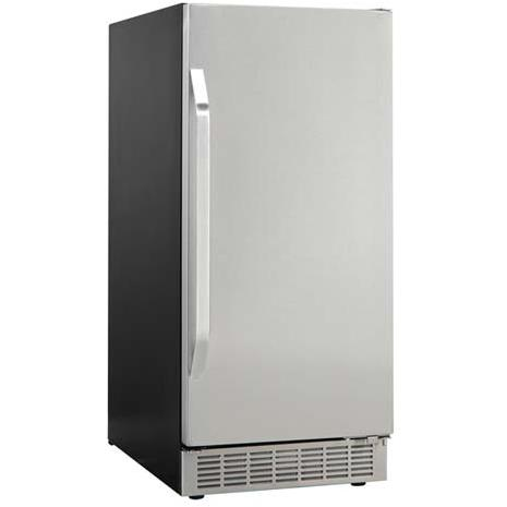Danby DIM3225BLSST Silhouette Select Built-In Ice Maker - Stainless Steel