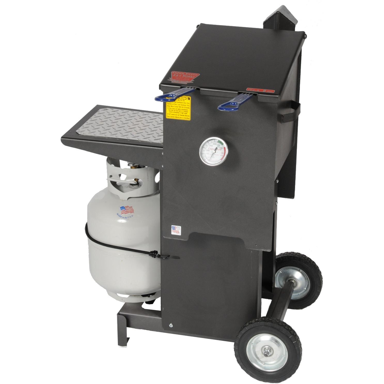 Cajun Fryer 6 Gallon Deep Fryer With Stand And 2 Baskets 2873222