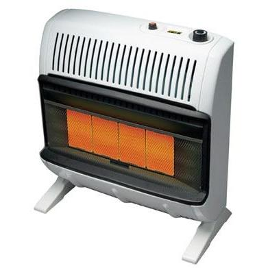 Heatstar 30,000 Btu Infrared Vent Free Propane Gas Space Heater at Sears.com