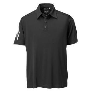 Adidas Golf Mens ClimaCool Mesh All Tour Polo Shirt XL - Black