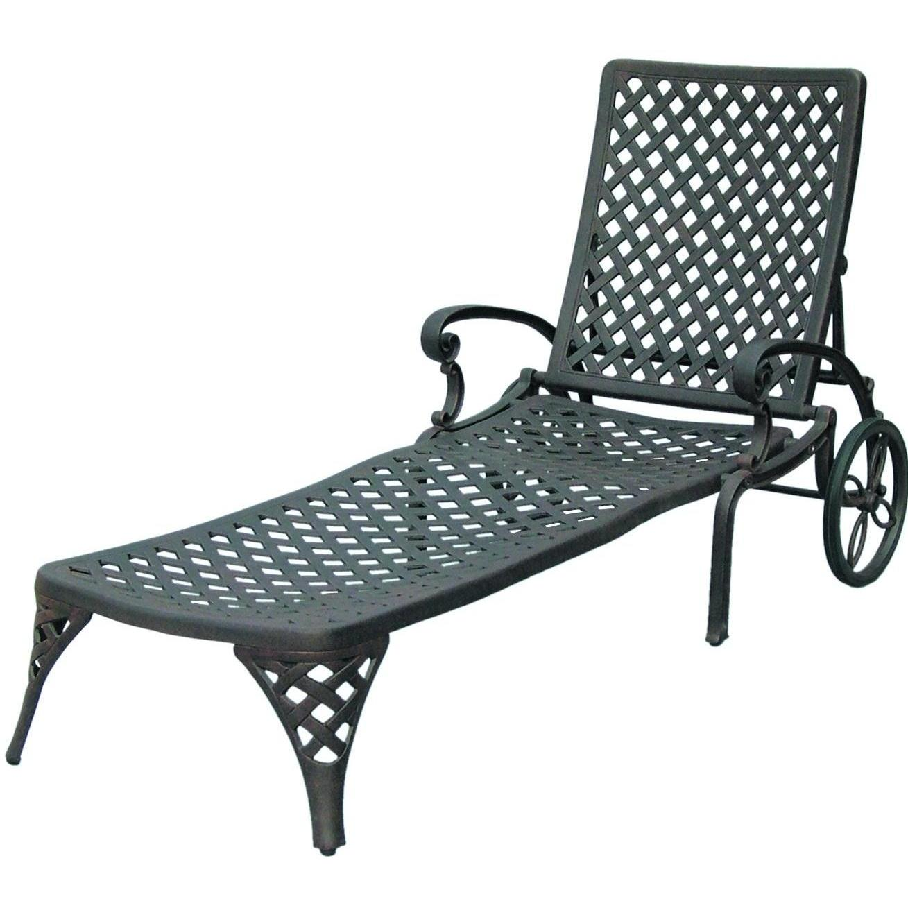 Compare miscellaneous nassau chaise lounge dl33 outdoor for Antique chaise lounge prices