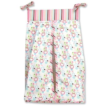 Trend Lab Diaper Stacker - Cupcake