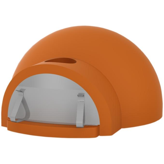 Alfa Cupolino Wood Burning Built-in Pizza Oven