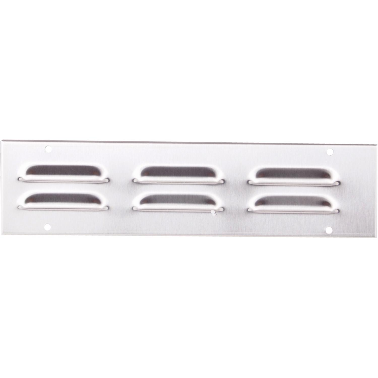 BBQ Guys 3 X 12 Stainless Steel Island Vent
