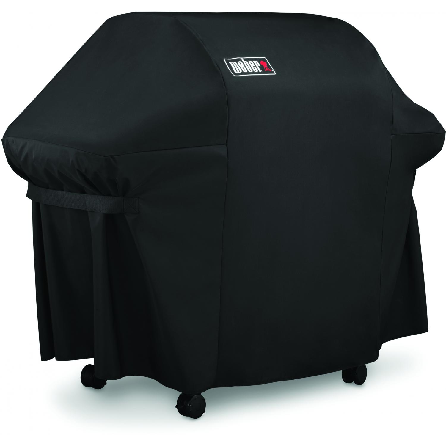 Weber 7107 Premium Grill Cover With Storage Bag For Genesis E & S Series Gas Grills 2893286