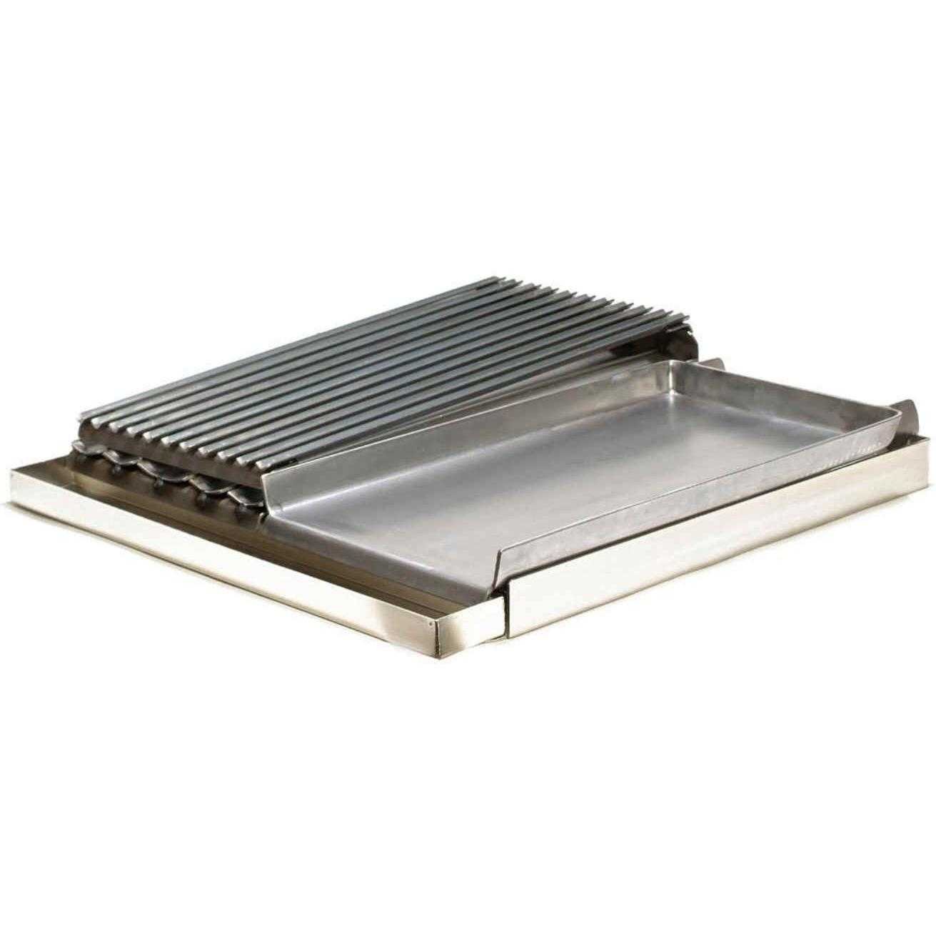 Rocky Mountain Cookware Rocky Mountain 24-inch Wide Range Top Side-by-side Griddle/Broiler Combo at Sears.com