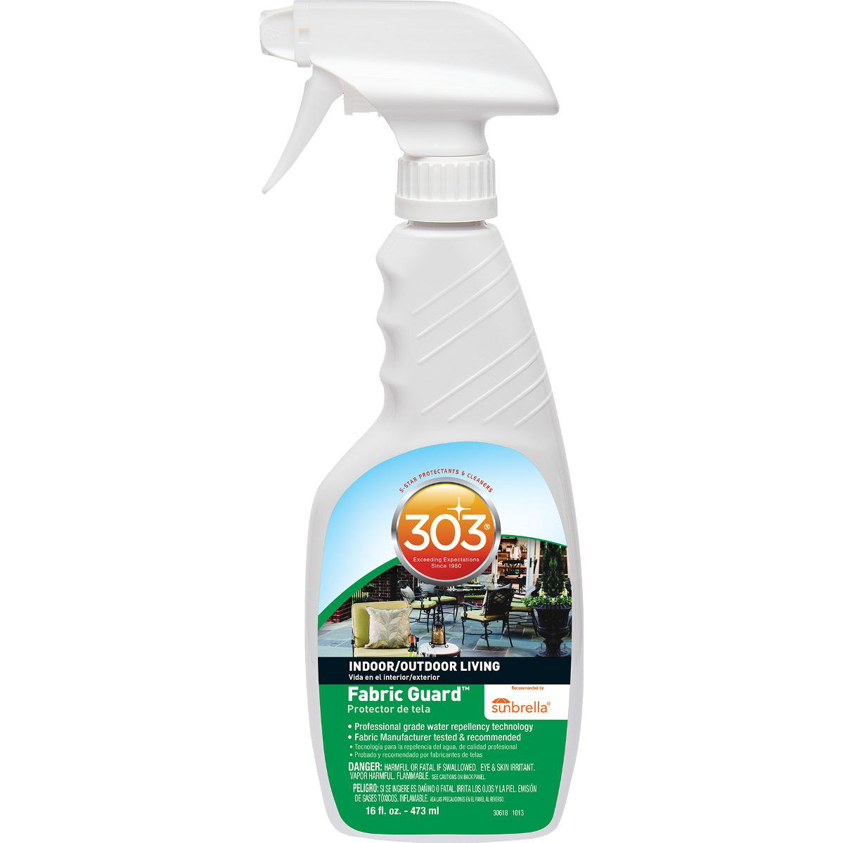 303 Indoor And Outdoor Fabric Guard - 16 Oz.