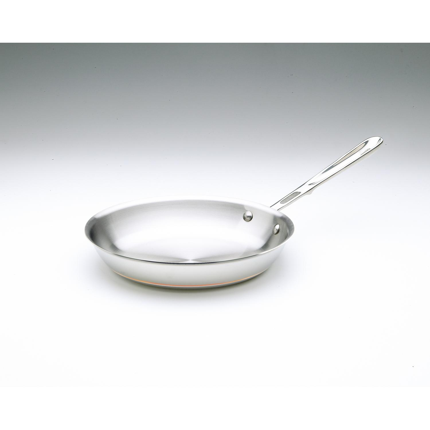 All-Clad Copper-Core 10-Inch Fry Pan