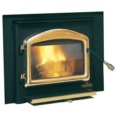 Napoleon EPI1101P Deluxe 30-Inch Wood Burning Fireplace Insert