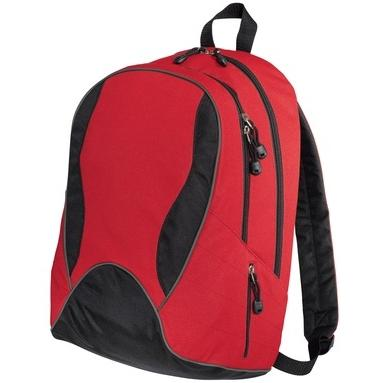 Port Authority Two-Tone Backpack - Chili Red