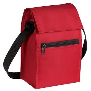 Port Authority Insulated Lunch Cooler Bag - Red