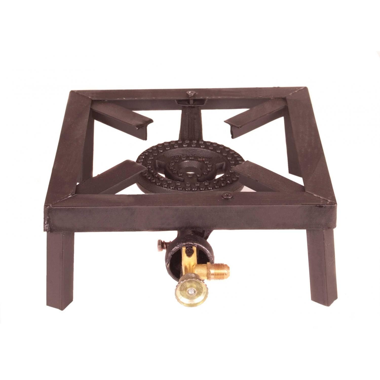 ... Bayou Classic Single Burner Patio Stove By Bayou Classic High Pressure  Outdoor Stove With Windscreen ...