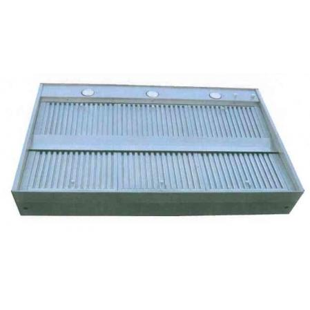 Trade-Wind 7200 Series 36-Inch Barbecue Grill Ventilation Insert - L7236-12