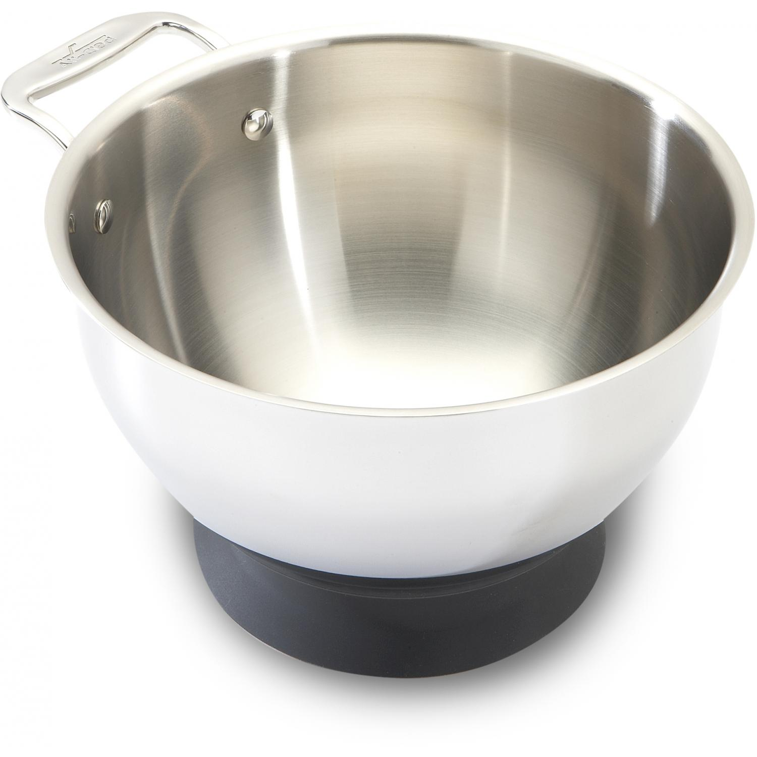 All-Clad Stainless 3-Quart Spherical Bowl