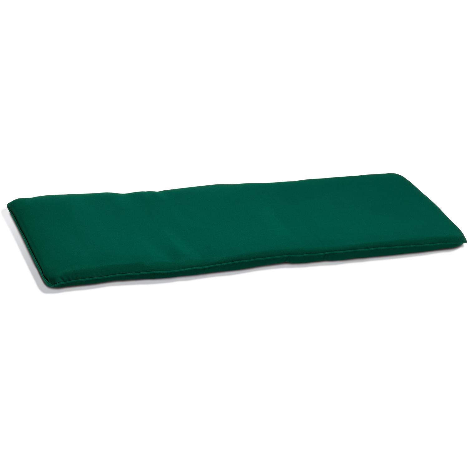 Oxford Garden Patio Backless Bench Cushion Canvas Forest Green U S A