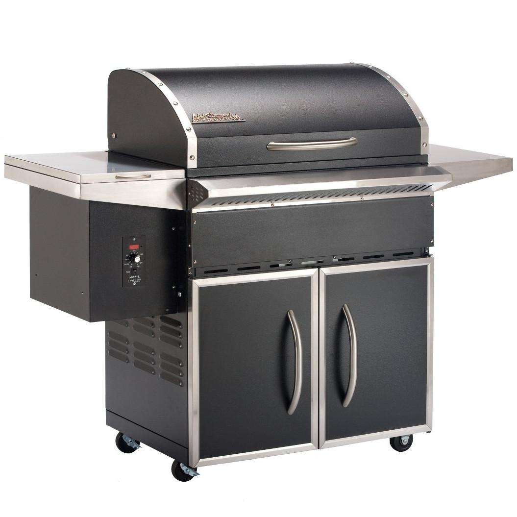 sales for traeger select pellet grill on cart prices price llhowrll. Black Bedroom Furniture Sets. Home Design Ideas