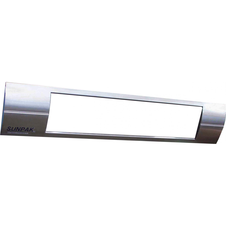 Sunpak 12020 Front Face Stainless Steel Patio Heater Trim Kit