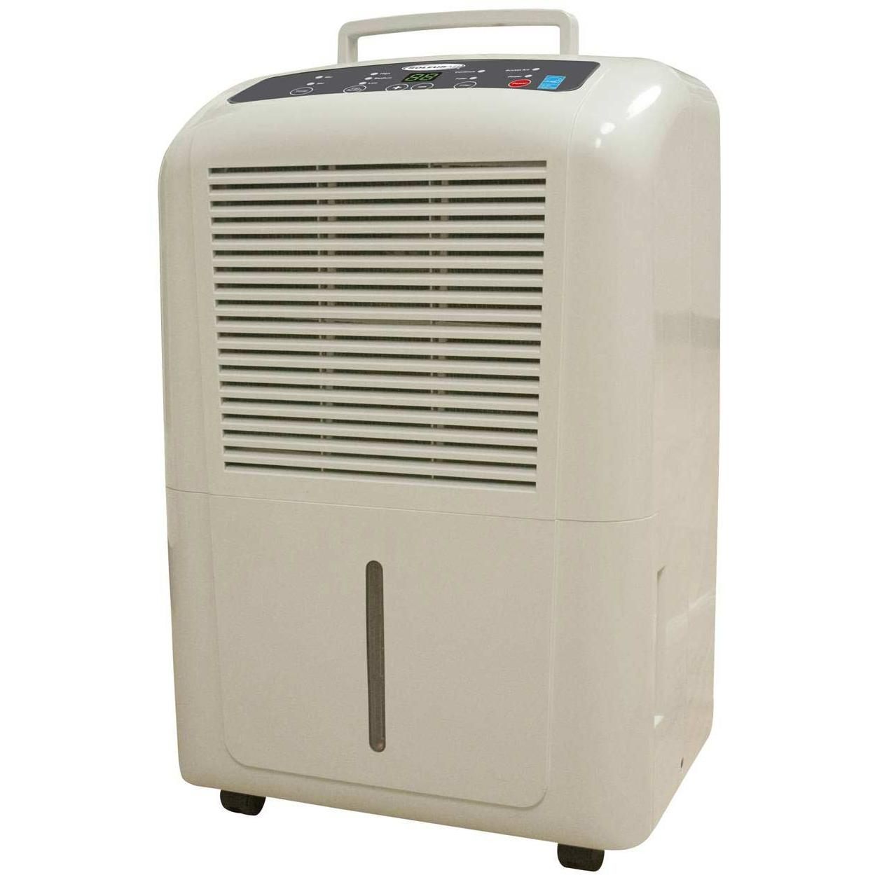 Soleus DP1-30-03 30 Pint Portable Dehumidifier With Energy Star
