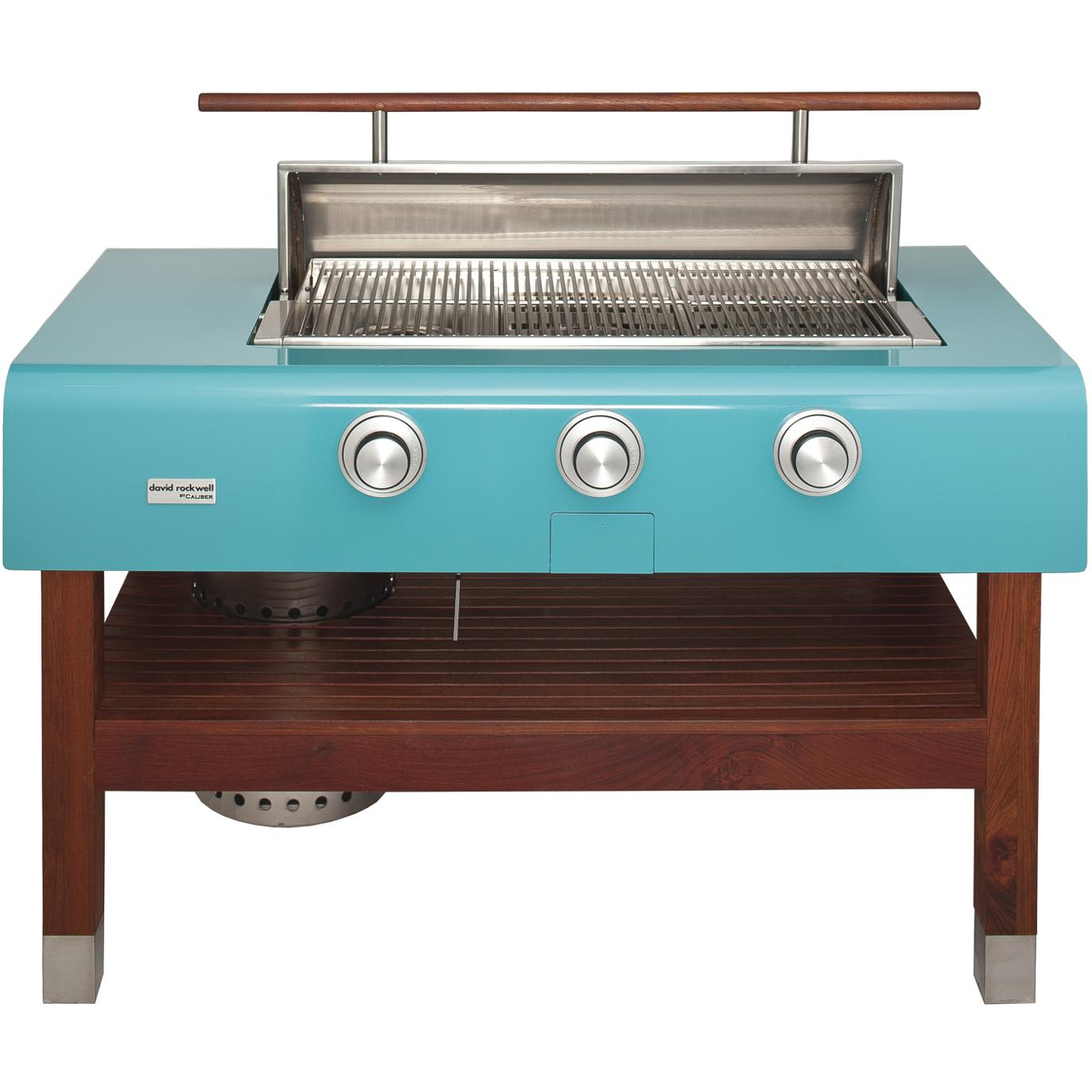Rockwell By Caliber 60-Inch Freestanding Propane Gas Gril...