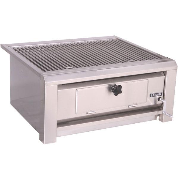 Luxor Charcoal Grills 30 Inch Built-in Charcoal Grill - Open Top AHT-30CHAR-BI-OT