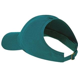 Otto Cap Brushed Cotton Twill Low Profile Pro-Style Ponytail Cap - Jade