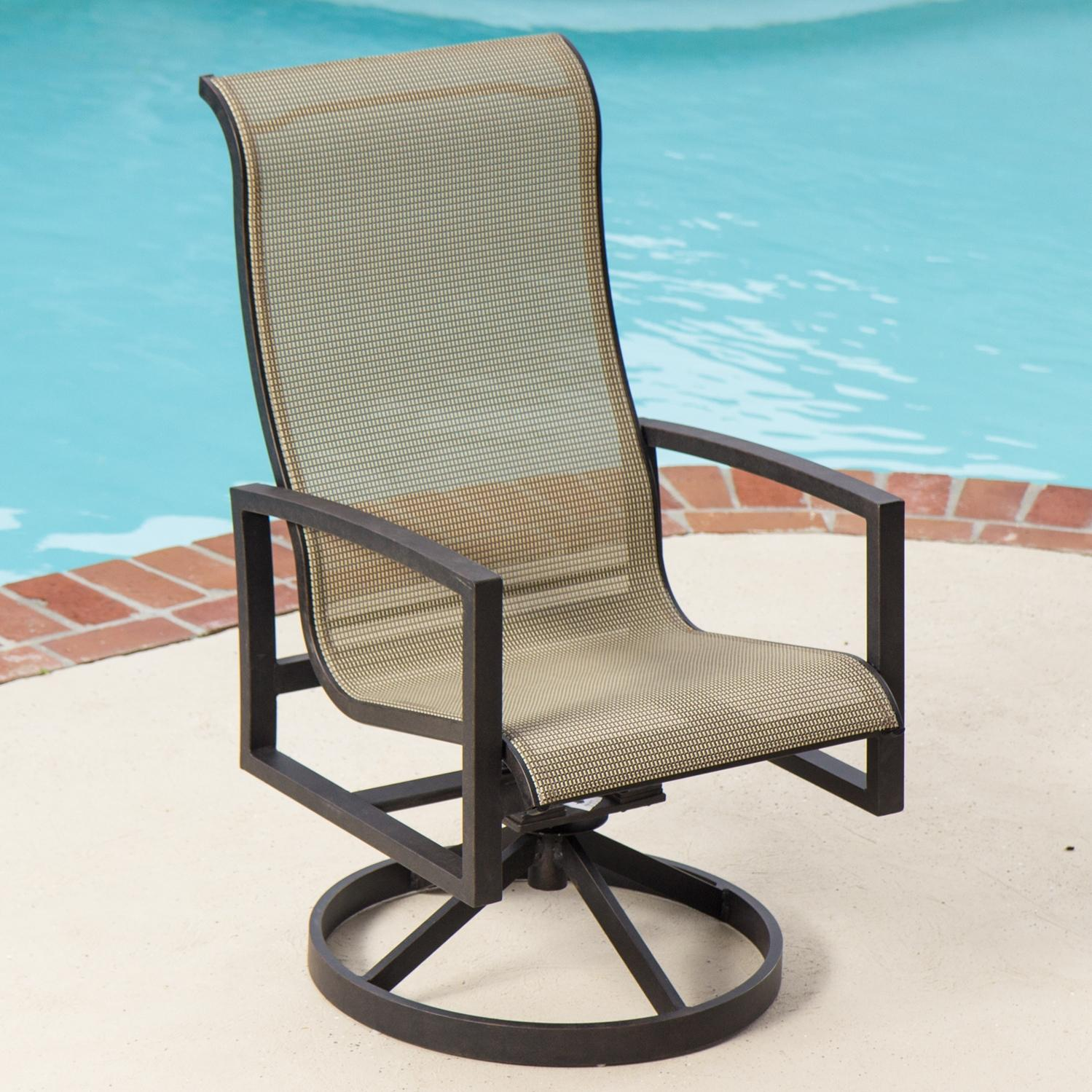 Amazing WASHINGTON WHTM Casual Living Worldwide Has Recalled About Two  Million Swivel Patio Chairs It Sold Exclusively At Home Depot Because The  Base Can ...
