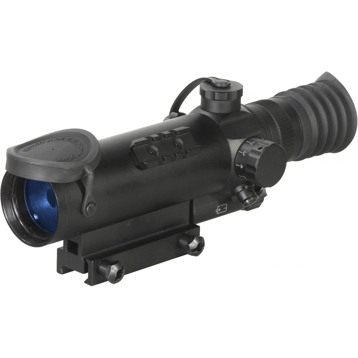 Atn Night Arrow2 Night Vision Weapon Sight With Gen 2 2x Magnification - Nvwsnar220