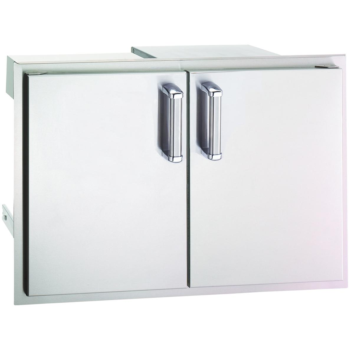 Fire Magic Echelon 30 Inch Double Access Door With Drawers And Trash Bin Storage at Sears.com