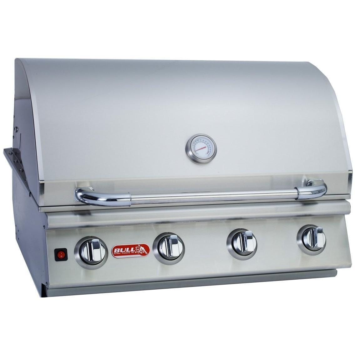 Bull Lonestar Select 4-burner Built-in Propane Gas Grill at Sears.com