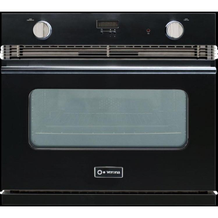 Verona Pro VEBIG30SE 30-Inch Professional Gas Wall Oven - Black