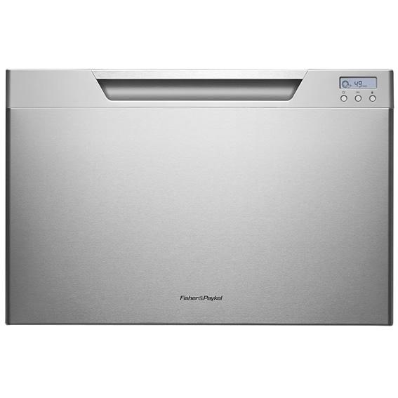 Fisher Paykel DD24SCHTX7 Single DishDrawer Tall With Water Softener - Stainless Steel