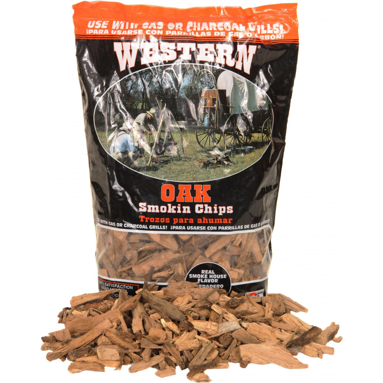 Western Oak Bbq Smoking Chips (180 Cu. In.) at Sears.com